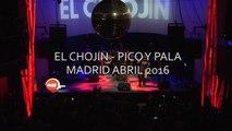 El Chojin - Pico y Pala - Live Shoko Madrid (2016)