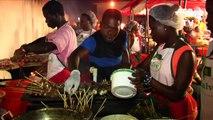 Franc succès pour le festival des grillades d'Abidjan
