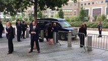 Hillary Clinton fait un malaise lors de la cérémonie de commémoration des attentats du 11 septembre 2001 !