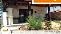 A vendre - Maison/villa - Feurs (42110) - 4 pièces - 137m²