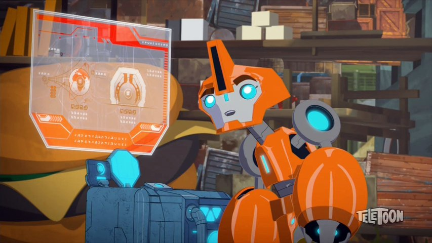 Transformers Robots in Disguise S02E14/S03E01 History  Lessons
