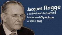 Mémoire de la Francophonie sportive - #Rogge
