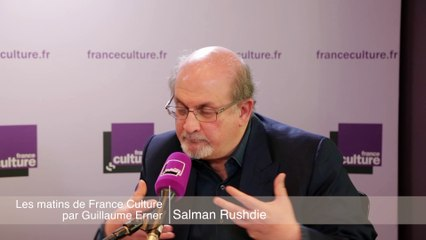 Vid�o de Salman Rushdie