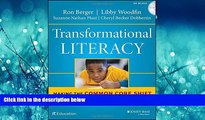 Popular Book Transformational Literacy: Making the Common Core Shift with Work That Matters