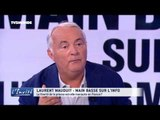 "Laurent MAUDUIT :"" Les milliardaires musèlent l'information en France"""