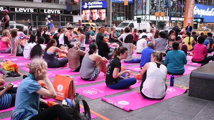 Summer Solstice in Times Square | Discover | Gaiam
