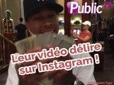 Tyga, Sarah Fraisou, Nicole Richie, Amélie Neten… leur vidéo délire sur Instagram !