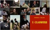 Fellini's  I Clown (1970) Italy  Part 1 Eng Sub