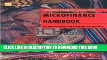 [PDF] Microfinance Handbook: An Institutional and Financial Perspective Full Online