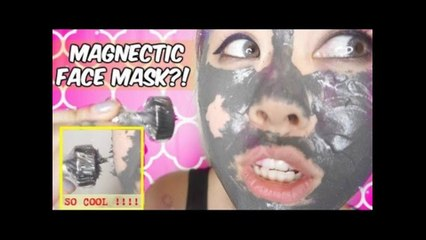 Magnetic Face Mask?!?! REVIEW