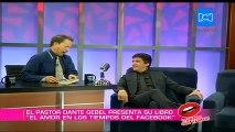 """El pastor Dante Gebel presenta su libro titulado """"El amor en los tiempos del Facebook"""""""