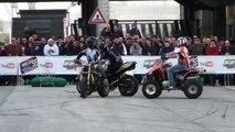 Extreme Stunt Show : Crazy Motorbike & Quad Freestyle Video