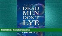 EBOOK ONLINE  Dead Men Don t Lye (Soapmaking Mysteries, No. 1) (The Soapmaking Mysteries)  PDF
