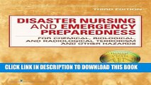 [PDF] Disaster Nursing and Emergency Preparedness: For Chemical, Biological, and Radiological