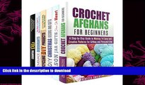FAVORITE BOOK  Creative Gifts from the Heart Box Set (6 in 1): Crochet Patterns, Mason Jar Gifts,