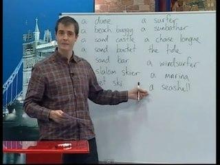 Intermediate Levels - Lesson 7: At the beach