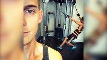 Quand tu sais pas utiliser les appareils de muscu à la salle de gym! FAIL