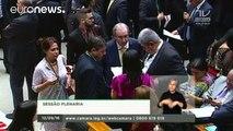 Brasil: presidente da Câmara dos Deputados destituído