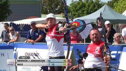 Finale Bronze par équipe Mixte | Nice vs Brienon
