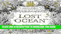 [PDF] Lost Ocean: An Inky Adventure and Coloring Book for Adults Full Colection