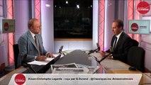 """""""Nicolas Sarkozy dit aujourd'hui des centristes que ça ne ressemble à rien"""" Jean-Christophe Lagarde"""
