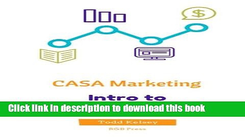 Read CASA Marketing: Intro to Google Analytics  Ebook Free