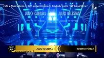 Yo Soy 12-09-16 JULIO IGLESIAS Canta 'Quiero'
