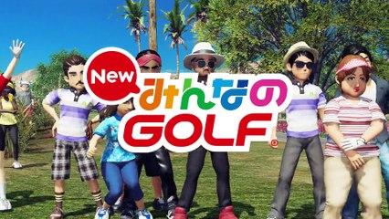 New Hot Shots Golf - Trailer TGS 2016 de New Everybody's Golf