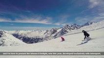 Ski Dynastar Intense 8 Delight Femme - INTERSPORT 2017