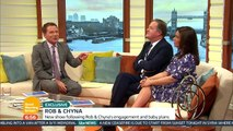 Piers Morgan Loses It Over Blac Chyna And Rob Kardashian! Good Morning Britain