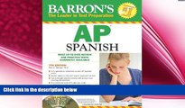 behold  Barron s AP Spanish with Audio CDs and CD-ROM (Barron s AP Spanish (W/CD   CD-ROM))