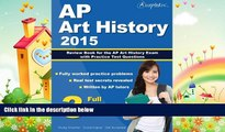 different   AP Art History 2015: Review Book for AP Art History Exam with Practice Test Questions