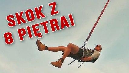 SKOK WAHADŁOWY !!! - Nowa seria - #adrenalina