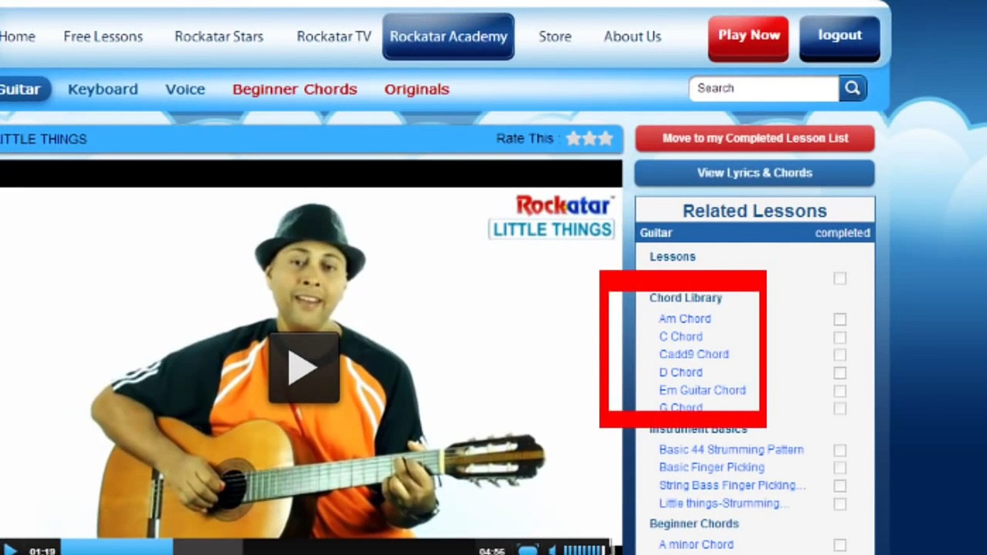 Guitar lessons for beginners - Kids music lessons - Kids guitar lessons - Learn guitar !