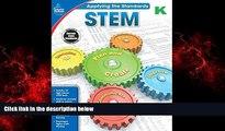 Choose Book STEM, Grade K (Applying the Standards)