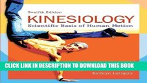 [PDF] Kinesiology: Scientific Basis of Human Motion Popular Colection