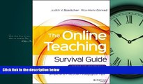 Pdf Online The Online Teaching Survival Guide: Simple and Practical Pedagogical Tips
