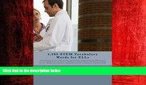 Online eBook 1,265 STEM Vocabulary Words for ELLs: (Translations of over 1265 Science, Technology,