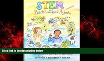Online eBook STEM Back to School Projects: for Budding Engineers, Mathematicians, Makers and Poets