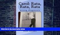 Big Deals  Carol Rata, Rata, Rata  Free Full Read Most Wanted