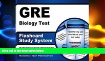 complete  GRE Biology Test Flashcard Study System: GRE Subject Exam Practice Questions   Review