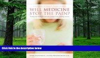 Big Deals  Will Medicine Stop the Pain?: Finding God s Healing for Depression, Anxiety, and Other
