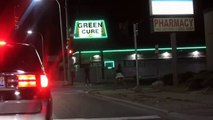 Voilà à quoi la banlieue de Detroit ressemble la nuit