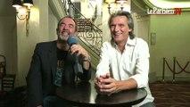 Théâtre : le duo de Caméra café pour la première fois sur scène