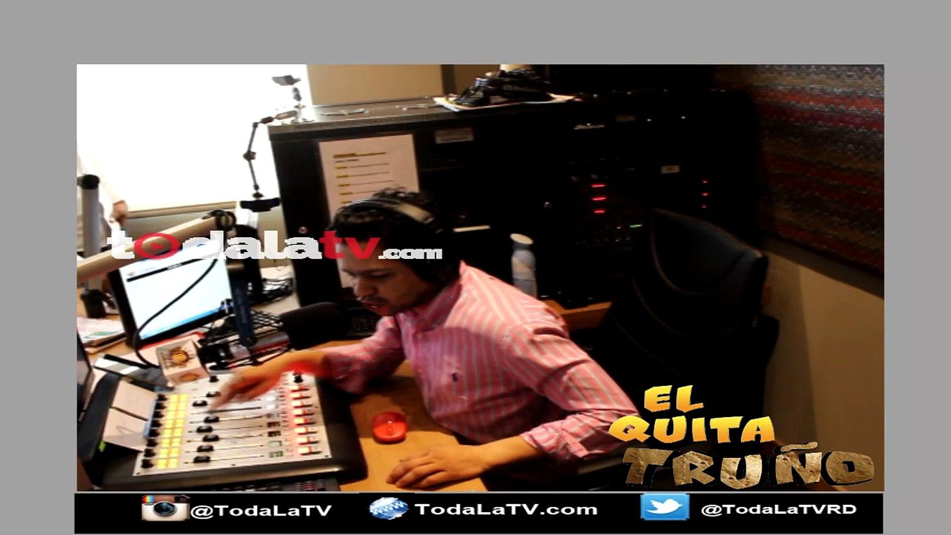 Entrevista al merenguero urbano Tony Banda Banda-El Quita Truno-Video