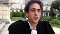 Meurtre de Burie aux assises de Saintes: l'interview de maître Cotta, avocat de la famille de la victime