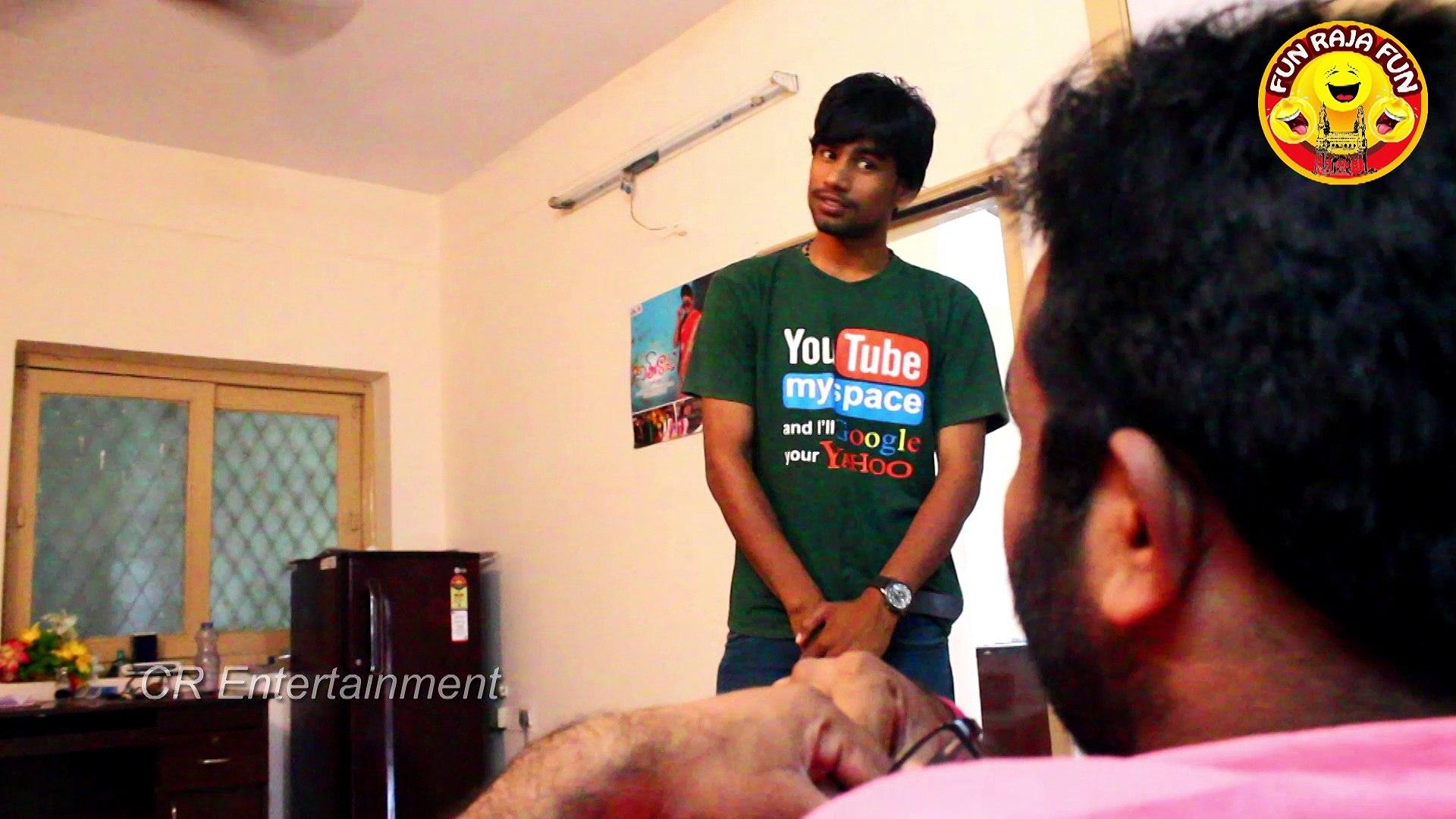 Fun Raja Fun ll Jeberdast Latest fun comedy ll Episode 7 By @ Sridhar Ambati...