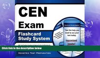 behold  CEN Exam Flashcard Study System: CEN Test Practice Questions   Review for the