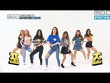 (Weekly Idol EP 266) I O I WHATTA MAN 2X faster version