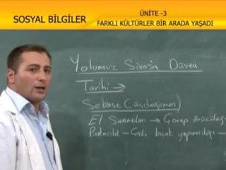 04. Türk Tarihinde Yolculuk - 1 - İlköğretim 7. Sınıf Sosyal Bilgiler